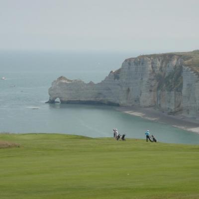 Golf Etretat