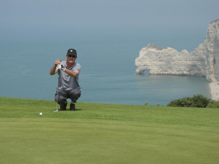 Golf d'Etretat