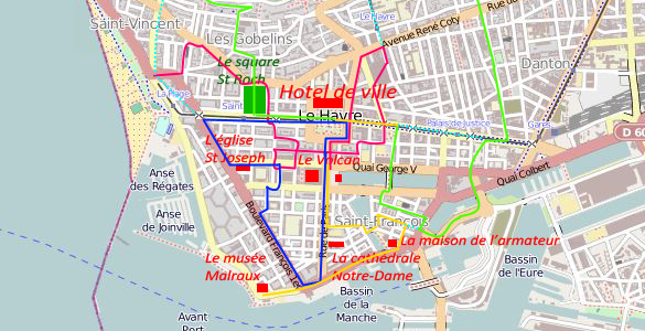 Carte circuit