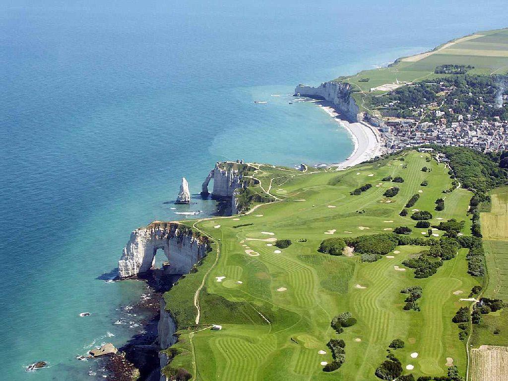 Golf etretat2 1
