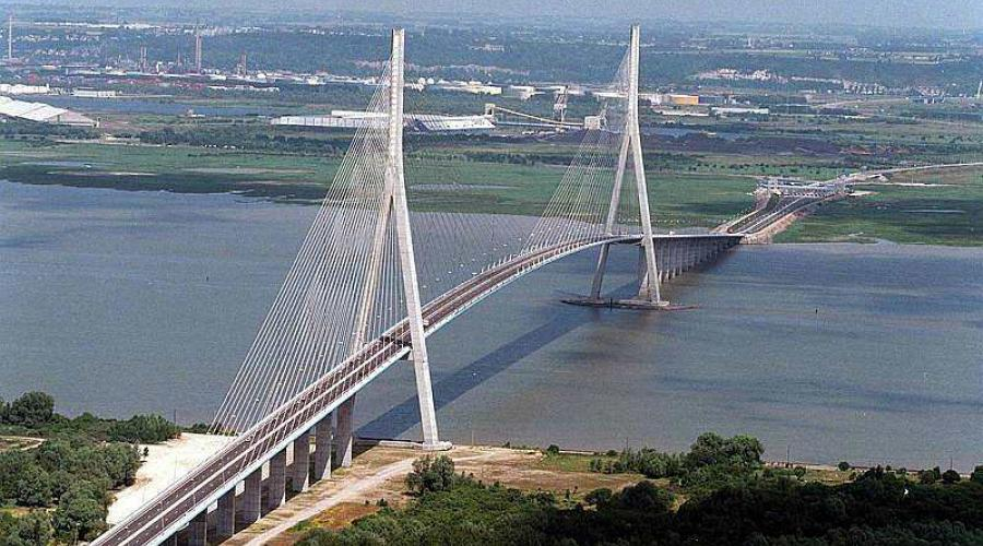 Pont normandie